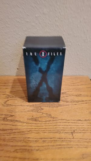 X-Files 3 VHS set for Sale in Torrance, CA