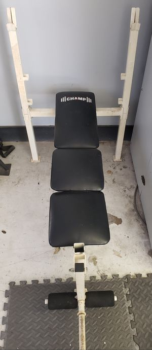Weight bench for Sale in Fresno, CA