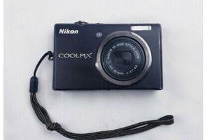 Nikon COOLPIX S570 12.0MP Digital Camera - Black for Sale in LUTHVLE TIMON, MD