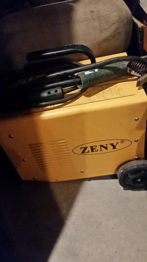 Has To Go today!!!! ZENY AC WELDER! Works great! for Sale in Point Blank, TX