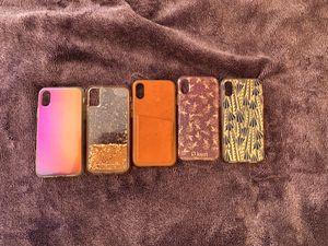 Phone casesiPhone ex S for Sale in Chula Vista, CA