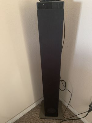 Bluetooth speaker tower for Sale in Ontario, CA
