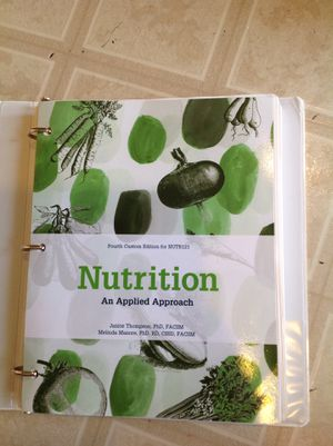 Nutrition An Applied Aproach for Sale in North Las Vegas, NV