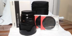 24-105mm F4 Sigma Art lens for Sale in Beaverton, OR