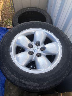 "Dodge Ram wheels 20"" for Sale in Dallas, TX"