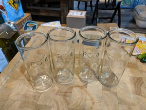 Vintage POM Tea Embossed Glasses Glassware for Sale in Torrance, CA