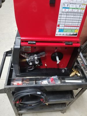 Lincoln Electric 140 hd mig welder for Sale in Columbia Station, OH
