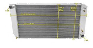 CL-111 All Aluminium Radiator Part #1523 for Sale in Los Angeles, CA