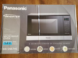 Brand new Microwave oven Panasonic Check my page for Sale in Auburn, WA