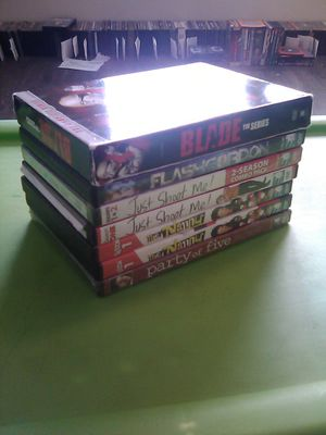 HUGE 6 SEASON and 2 COMPLETE TV SERIES DVD COLLECTION for Sale in Decatur, IN