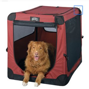 Brand new large natures miracle portable dog crate for Sale in Bluffdale, UT