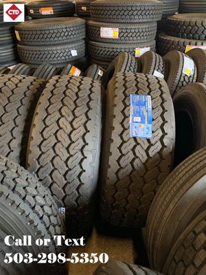 Semi truck and dump truck tire sale for Sale in Portland, OR