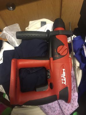 Hilti rotary hammer for Sale in Fresno, CA