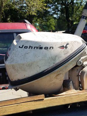 9 -1/2 Johnson outboard for Sale in Nashville, TN
