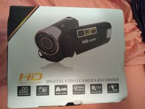 Digital HD video camera recorder for Sale in Rolla, MO