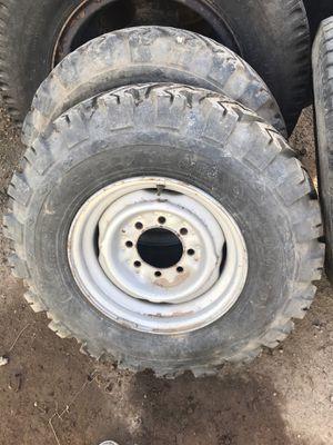 Wheels for Sale in Sanger, CA