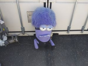 Despicable me 2 character for Sale in Rio Linda, CA