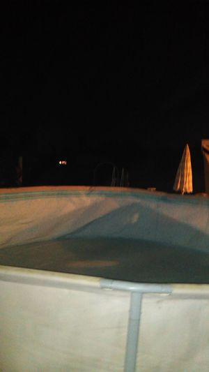Alberca 18 pies buenas condiciones swiming pool good condition for Sale in Bakersfield, CA