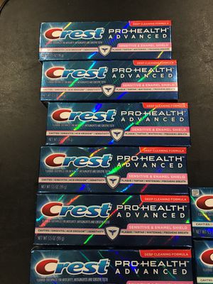 Toothpaste for Sale in Chesapeake, VA
