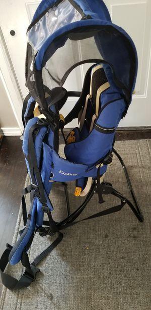 Kelty Explorer Baby backpack carrier for Sale in Shoreline, WA