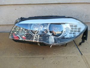 Headlight 5 series 2010 2011 2012 2013 2014 for Sale in Los Angeles, CA