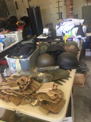 Military Surplus collection for Sale in Apache Junction, AZ