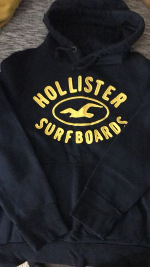 Mens hollister hoodie, medium $15 for Sale in Beverly, MA