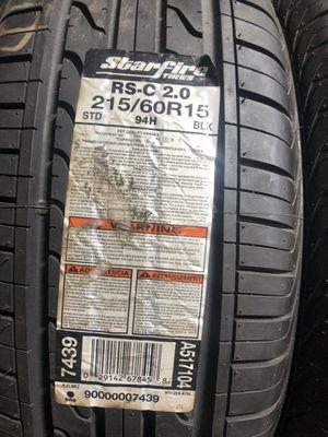 215/60R16 215/60/16 215-60-16 2156016 for Sale in Dallas, TX
