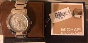 MK Watch with Rhinestone Face for Sale in Houston, TX