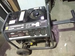 Briggs & Stratton 6250watts generator for Sale in Bedford, OH