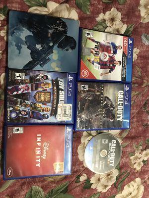 PS4 Games for Sale in Dallas, TX