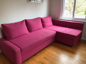 Sectional Pull-Out Couch for Sale in Lombard, IL