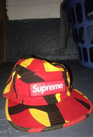 Supreme Camo Hat for Sale in San Francisco, CA