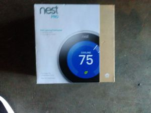 Nest thermostat for Sale in Moreno Valley, CA