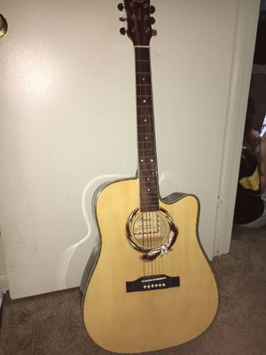 Acoustic Guitar for Sale in St. Petersburg, FL