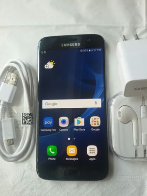 Samsung Galaxy S7 , UNLOCKED .  Excellent Condition  ( as like New) for Sale in Fort Belvoir, VA