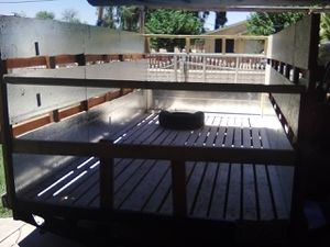6 by 12 utility trailer for Sale in Visalia, CA