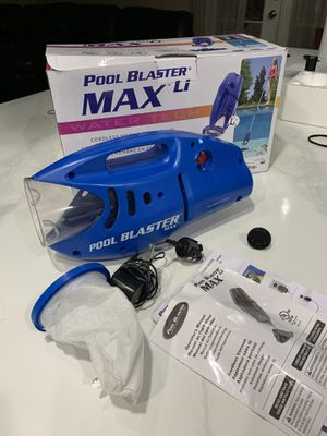Water Tech Pool Blaster Max Li for Sale in Las Vegas, NV