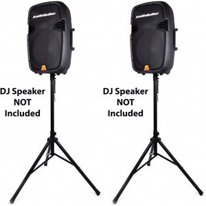 AUDIOBAHN 2 PCS Universal Heavy Duty Tripod for DJ PA Speaker Equipment STAND ONLY for Sale in Los Angeles, CA