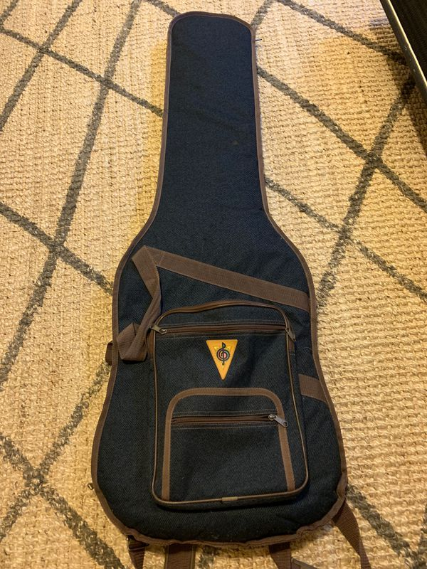 Durable and soft BASS guitar bag for sale