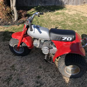 1984 Honda Atc 70 for Sale in Collinsville, OK
