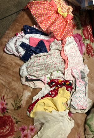 Baby clothes size 0-3 months for Sale in South El Monte, CA