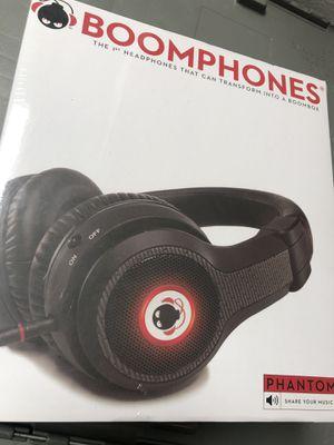 Boom phones headphones for Sale in Encinitas, CA
