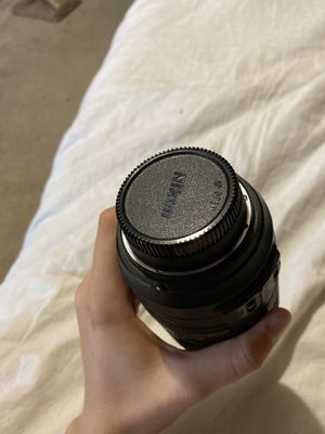Nikon Camera Lense for Sale in Gilroy, CA