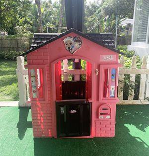 LOL Surprise dolls playhouse for Sale in South Miami, FL