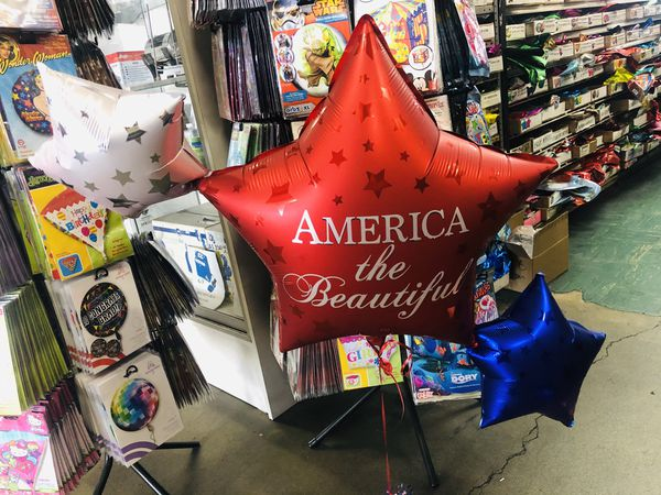 🎈🎈🎈4th of July Balloons🎈 🎈🎈