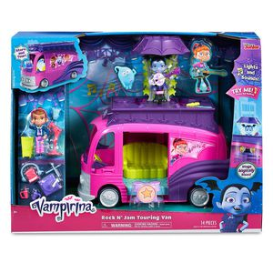 Vampirina Rock N' Jam Touring Van Set $40 BRAND NEW for Sale in Midlothian, IL