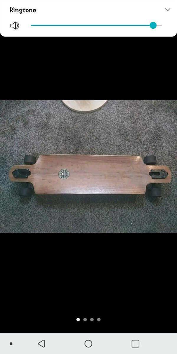 Abhor long board
