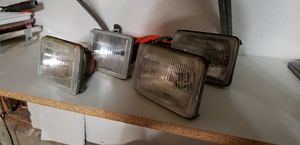 4 by 6 inch glass headlight h4 for Sale in Lynnwood, WA