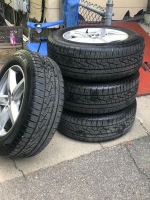 Rims and tires for Sale in Boston, MA
